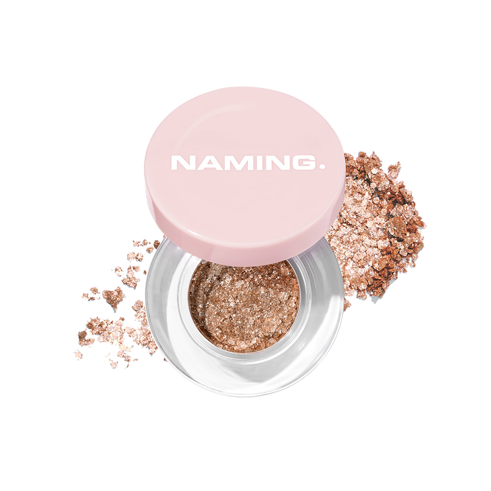 NAMING Sparkle Eye Glitter Pot (PKB01 Feeling)