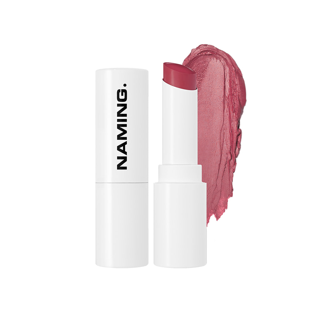 NAMING Soft Matt Lipstick (PKB01 FEBRUARY)