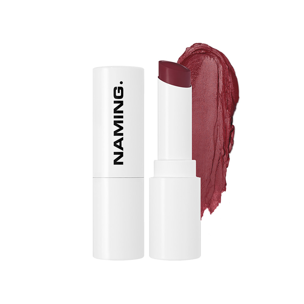 NAMING Soft Matt Lipstick (RDG01 CHILL UP)