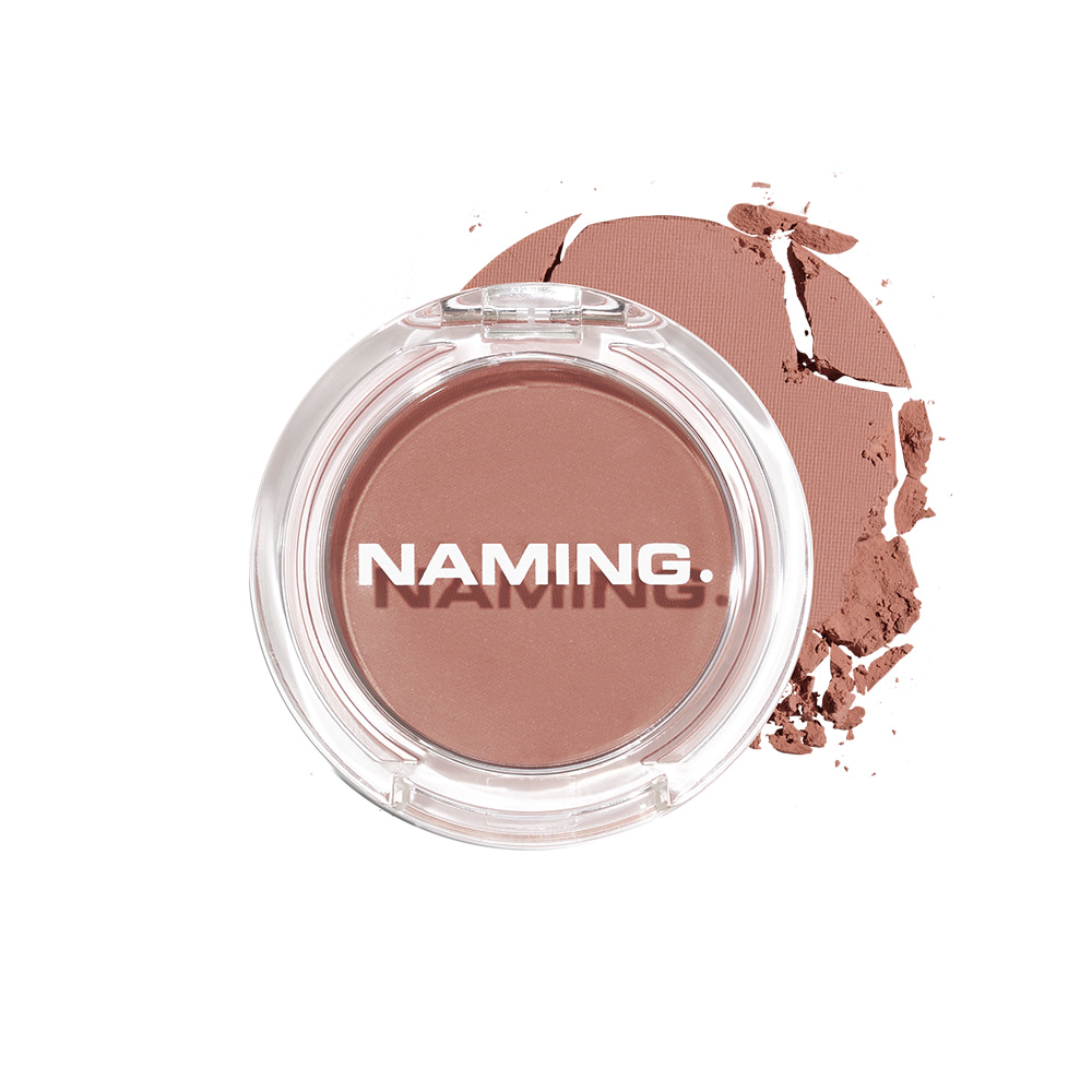 NAMING Fluffy Powder Blush (PKS02 HOLD)